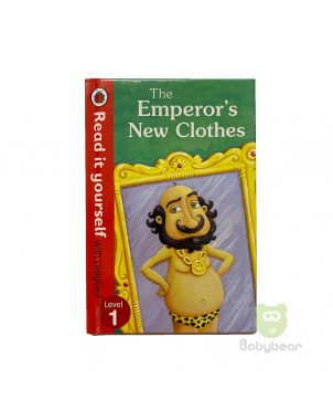 The Emperor's New Clothes - Ladybird - Level 1