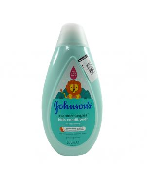 Johnsons No More Tangles Conditioner 500ml (Italy)
