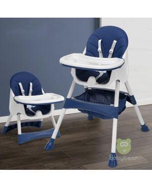Baby Feeding Chairs in Sri Lanka - Portable Feeding chair - Blue