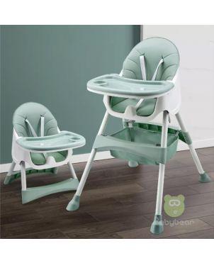 Baby Feeding Chairs in Sri Lanka - Portable Feeding chair - Mint