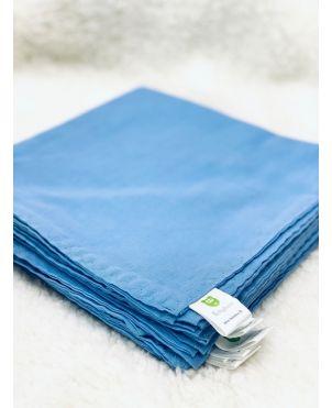 Nappy 18X18 (6Pc) Full Blue Babybear®