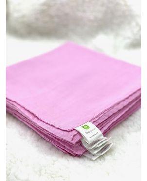 Nappy 18X18 (6Pc) Full Pink Babybear®