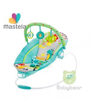 Mastela Bouncer Blue