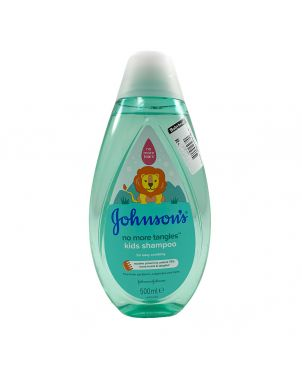 Johnsons No more tangles Shampoo 500ml (Italy)