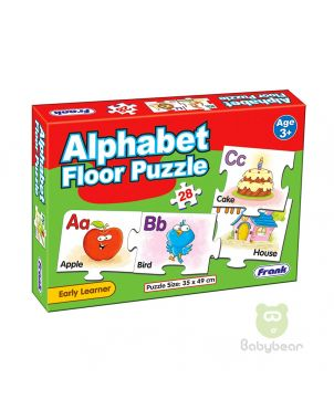 Alphabet floor puzzle - Early Learner 35x49cm