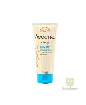 Aveeno Daily Care Barrier Cream for Sensitive Skin 100ml