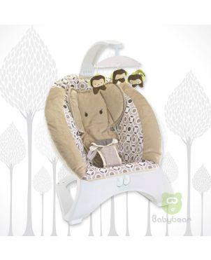 Euro Baby Bouncer - Elephant Design