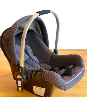 Baby Car Seat and Carrier - Grey