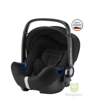 Britax Romer BABY SAFE I-SIZE (Black) Made in Germany  0-15 Months Baby Car Seat
