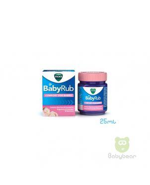 Baby Rub by Baby Vicks 25ml