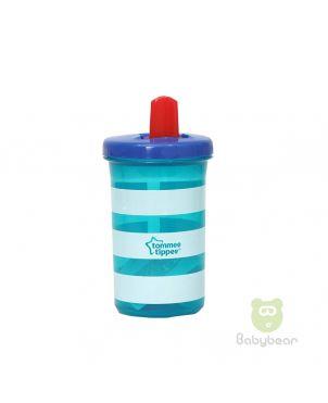 Tommee Tippee FreeFlow Super Sipper Blue Stripe
