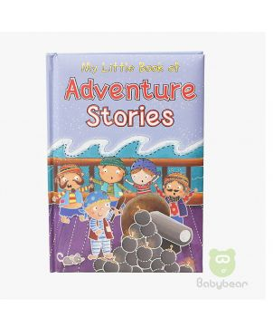 My Little Book of Adventure Stories