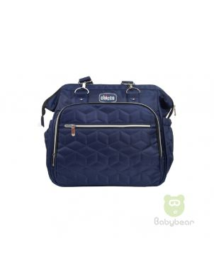 Chicco Multifunction Diaper Bag Blue