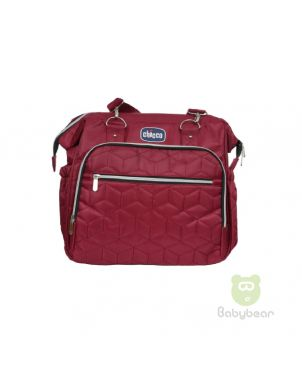 Chicco Multifunction Diaper Bag Red