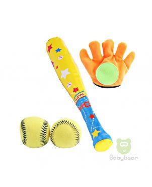 Soft Foam Baseball Set