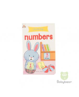 Lift the flap Numbers Book