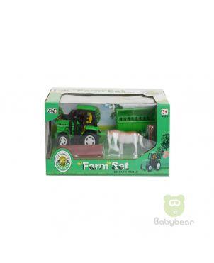 Farm Set Toy