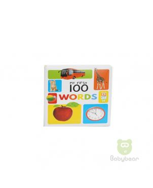 My first 100 Words Book