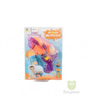 Bubbles Monster Gun Purple