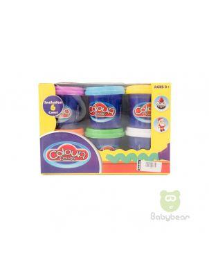 Colour Play Dough