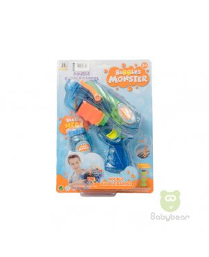 Bubbles Monster Gun Blue