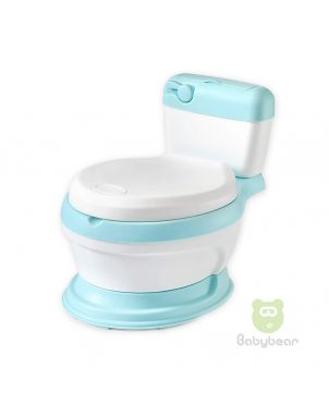 Baby Commode Potty Trainer - Blue
