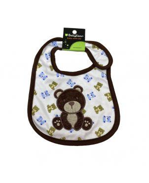 Baby Bib - Bear