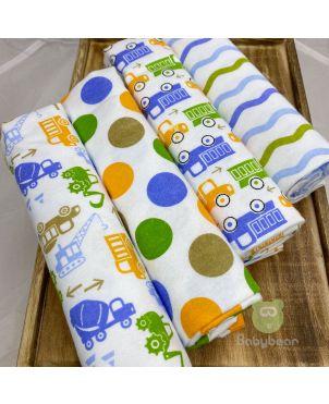Baby Blanket 4 Set -Construction