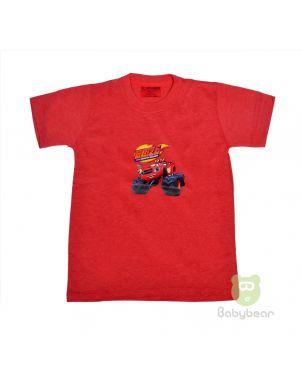 Blaze Monster Truck Tshirt