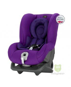 Britax Romer First Class PLUS (Purple) Made in UK Baby Car Seat