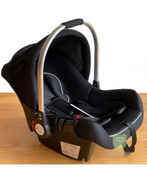 Baby Car Seat and Carrier - Black