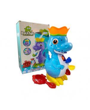 Dragon Bath Toy - Blue