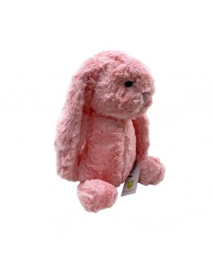 Bunny Soft Toy - Pink