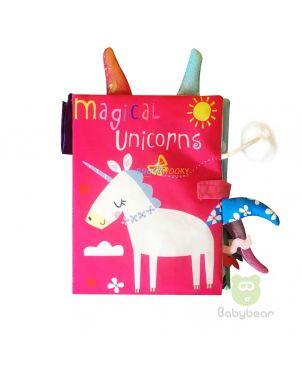 Cloth Book Magical Fun