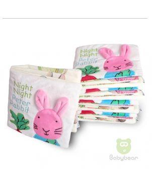 Cloth Book Peter Rabbit