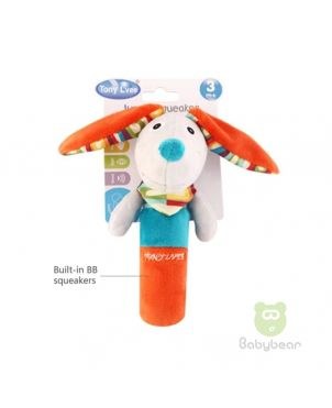 Baby Cloth Rattle