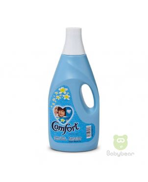Comfort Fabric Softener - Blue 2L XL Touch of love with Lilac Fresh
