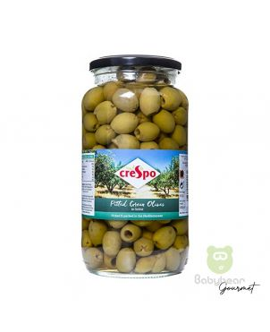 Crespro Pitted Olives 907g