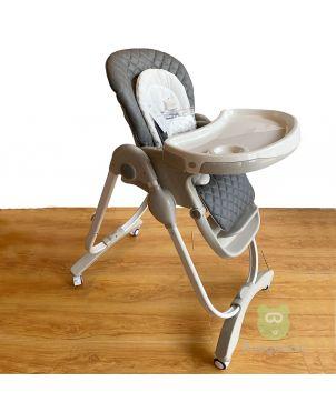 Dark Grey Feeding Chair