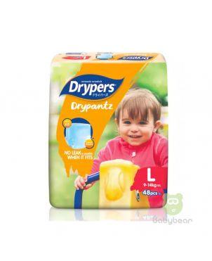 Drypers Classic Pantz L 48PC -Diapers