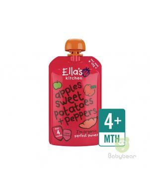 Ellas Kitchen Apples Sweet Potatoes Peppers