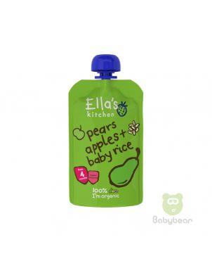 Ellas Kitchen Pear apple baby rice