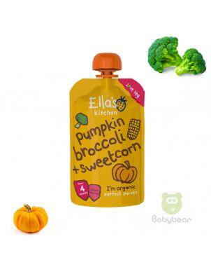 Ellas Kitchen Pumpkin Broccoli Sweetcorn