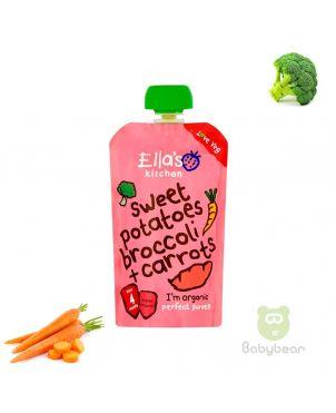Ellas Kitchen Sweet Potatoe Broccoli Carrot