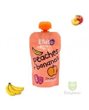 Ellas Kitchen Peaches Bananas