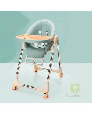 Baby Feeding Chair Torquiest with Seat Recline