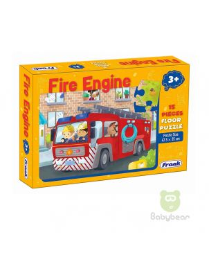 Fire Engine Floor Puzzle - Early Learner 3+