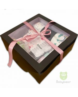 Premium Gift Pack - New Born Essentials - Baby Girl
