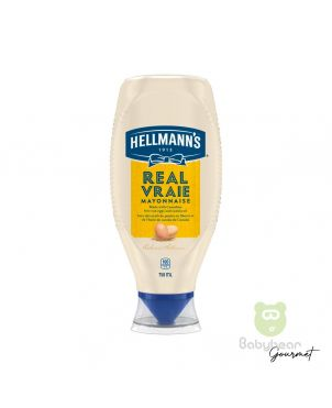 Hellmanns Real Mayonnaise 750ml