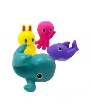 Sea Creature Bath Toy